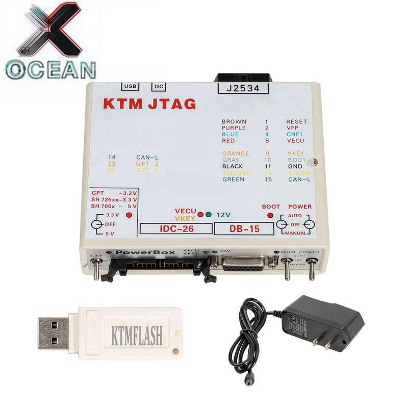 KTMFLASH ECU Programmer Diagnostic ToolDiaLink J2534 Transfer Fast KTM TAG KTM Flash Upgrade 1.95 Support 271 MSV80/90