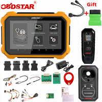 OBDSTAR X300 DP Plus X300DP programador de llave automática código Pin odómetro corrección EEPROM para llave inteligente de Toyota con programador P001