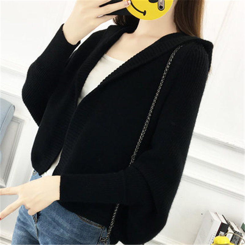 Women's Long Batwing Sleeve Cardigans Newest Fashion Female Casual Swearters Lady Sweet Elegant Tops Clothes LWL529