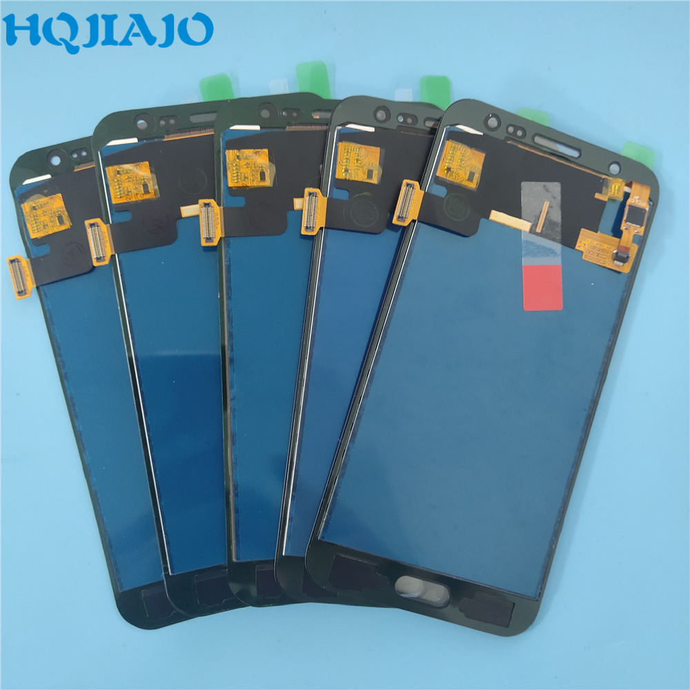5 Piece/lot Test LCD For Samsung Galaxy <font><b>J500</b></font> J5 2015 J500Y J500M J500F LCD <font><b>Display</b></font> Touch Screen Digitizer Assembly Adjust LCD image