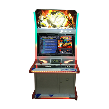 Pandora Box 6  arcade video game consoles ,multi games 1300 in 1 game machine 2019 new king of fighters joystick consoles with multi game pcb board 1300 in 1 pandora box 6 arcade joystick game console