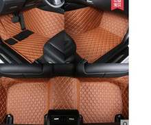 Автомобильные специальные автомобильные коврики из материала