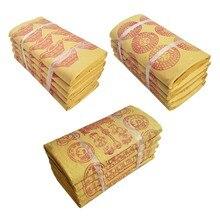 Set de dinero de 250 Uds., regalo de papel, fantasma, dinero, Chino