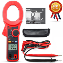 UNI-T UT220 2000A Digital Clamp Meter AC DC voltage AC current Resistance tester Diode test Auto range Data hold Multimeter ruoshui digital clamp meter multimeter current clamp ac dc voltage current meter auto range capacitance resistance diode tester