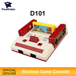 Powkiddy D101 HD 4K Wireless Game Console Home HD TV NES Nostalgic FC Red And White Machine Remember Childhood Children's Gifts