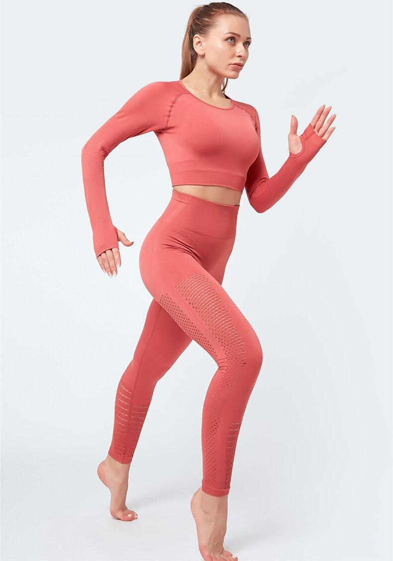 agachamento prova atlético treino ginásio calças yoga pant