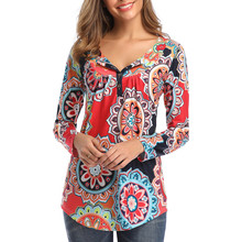 Autumn Pregnant Women Clothes Long Sleeve Polyester Maternity T-shirt Tops Casual Ladies Print Pregnancy Tees Women Clothing