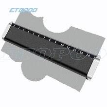 6 дюймов форма Дубликатор многоцелевой измерения общие инструменты прозрачный металлический Контур Калибр Профессиональный плиточный прочный ламинат