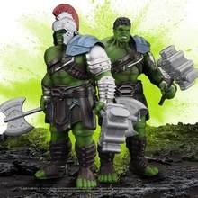 Avengers Thor – marteau de guerre mobile à 3 mains Hulk, Axe de combat, personnage d'action de gladiateur, poupée de collection, jouets pour enfants