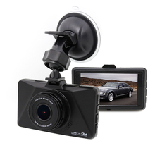 цена на Ainina Car Dashboard Camera Recorder Dash Cam with 1080P Full HD 3 IPS Screen  Wide Angle Lens  Night Vision Car Dvr Camera