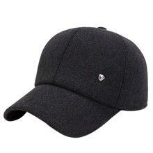 Ms. Мужские спортивные беговые колпачки, Мужская зимняя шапка из искусственной шерсти, толстые теплые наушники, шерстяная Защитная шапка для ушей
