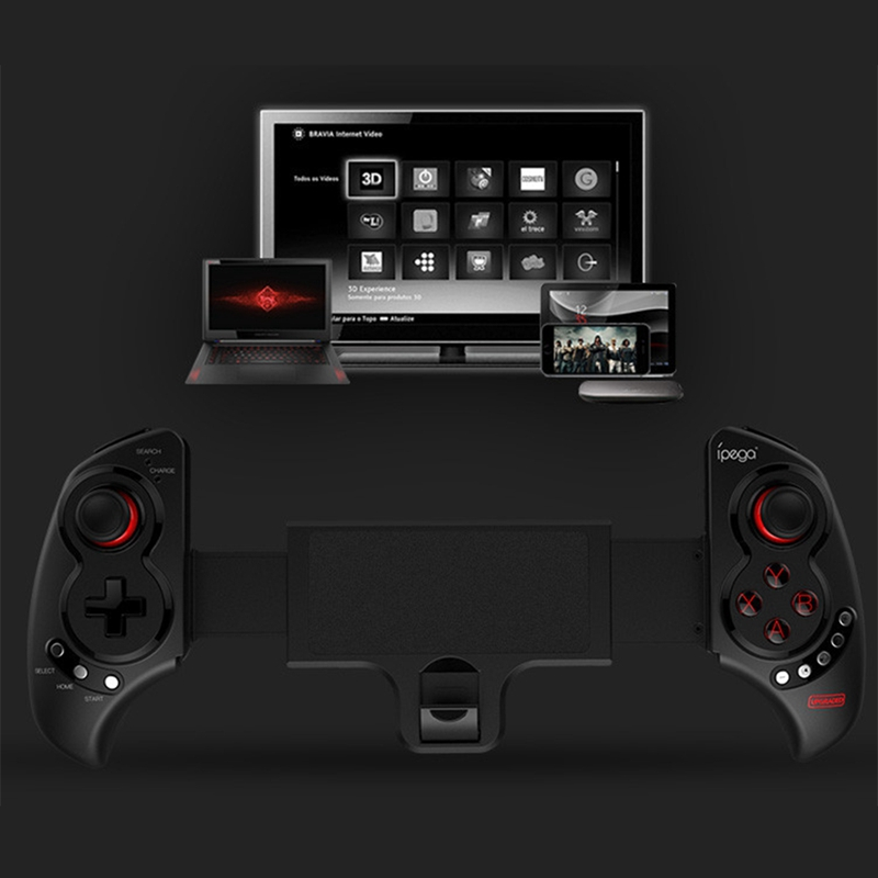 Ipega 9023S Pg-9023S Wireless Bluetooth Gamepad Telescopic Gaming Controller Game Pad Joystick for Android Phone Tablet Windows image