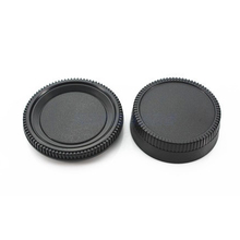50 Đôi Camera Nắp Body + Sau Ống Kính Hood Bảo Vệ Dành Cho Nik & N SLR/DSLR