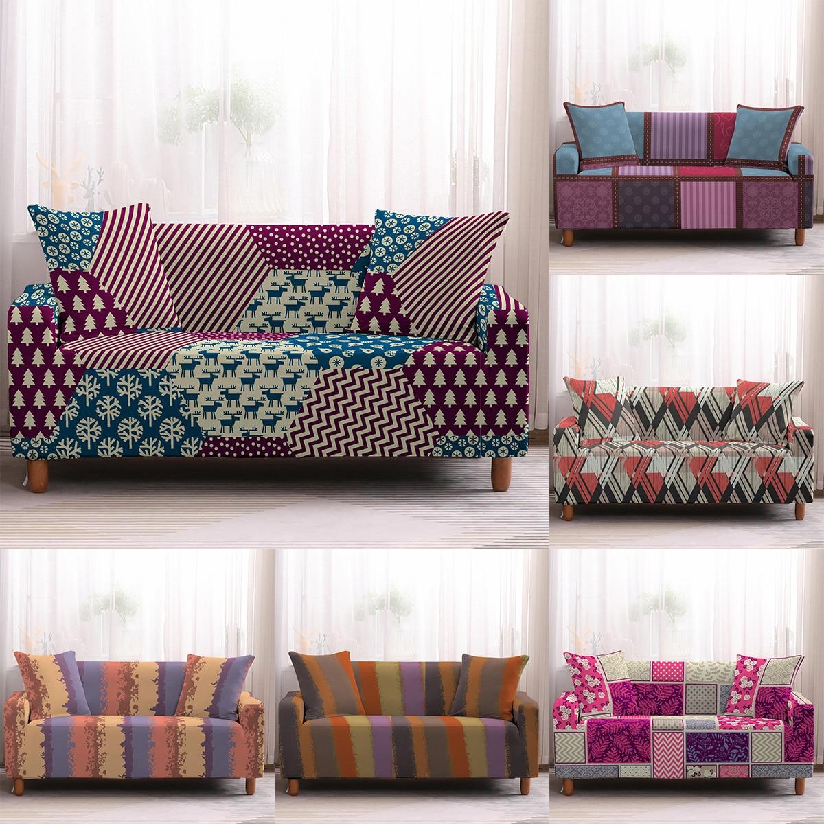 Didi Bohemian Sofa Cover Elastic Stretch Modern Chair Couch Cover
