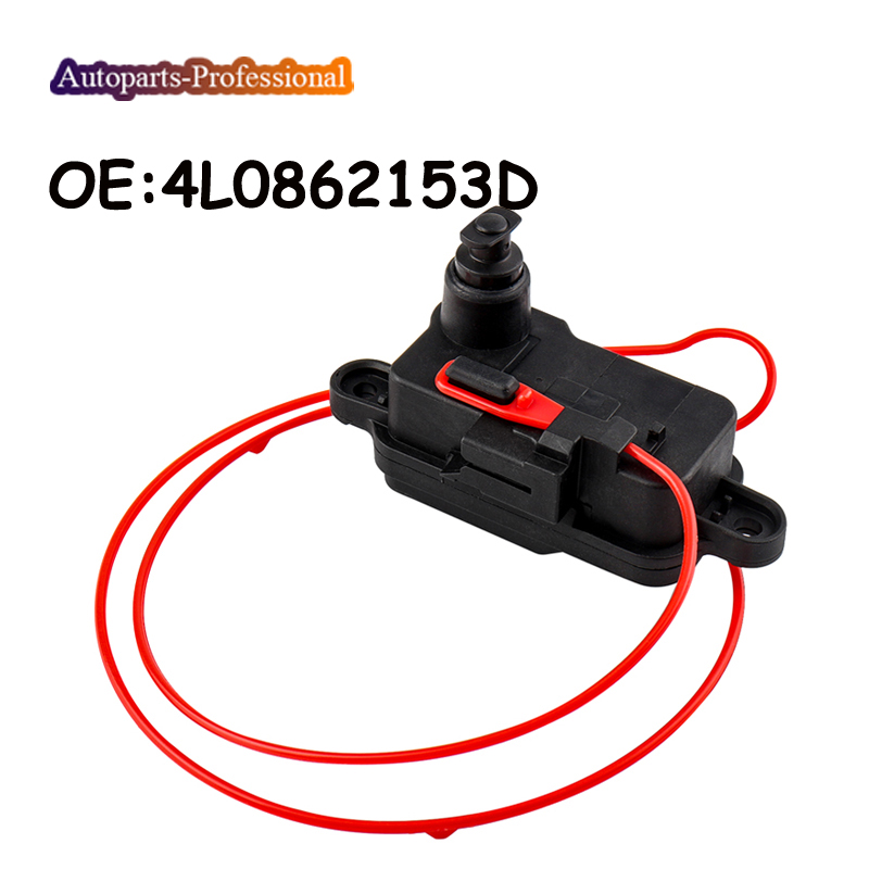 Car Accessories For AUDI A1 A6 C7 A7 Q7 Fuel Flap Door Lock Actuator Motor Control Fuel Tank Cap Lock Actuator Motor 4L0862153D