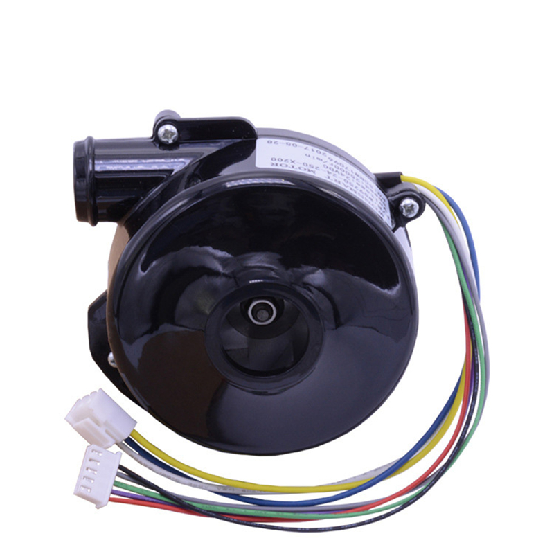 Mini 24 V 1000LPM 6kPa 24000 rpm Potężny wentylator Niski poziom - Elektronarzędzia - Zdjęcie 2