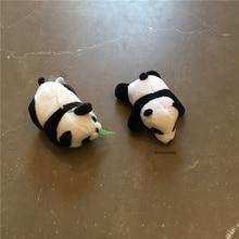 Chain Doll-Key Stuffed Toy Bear-Toys Gift Panda Small Cute 11CM 30pcs Wedding-Lover Wholesale
