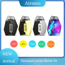 Original OneVape Lambo Starter Kit Electronic Cigarette Pod System With 2ml Refillable Pod Vape For Young People Fashion Vape starter for mercury outboard 50 859170t1 50 859377t 50 884044t 50 884045t 50 888160t