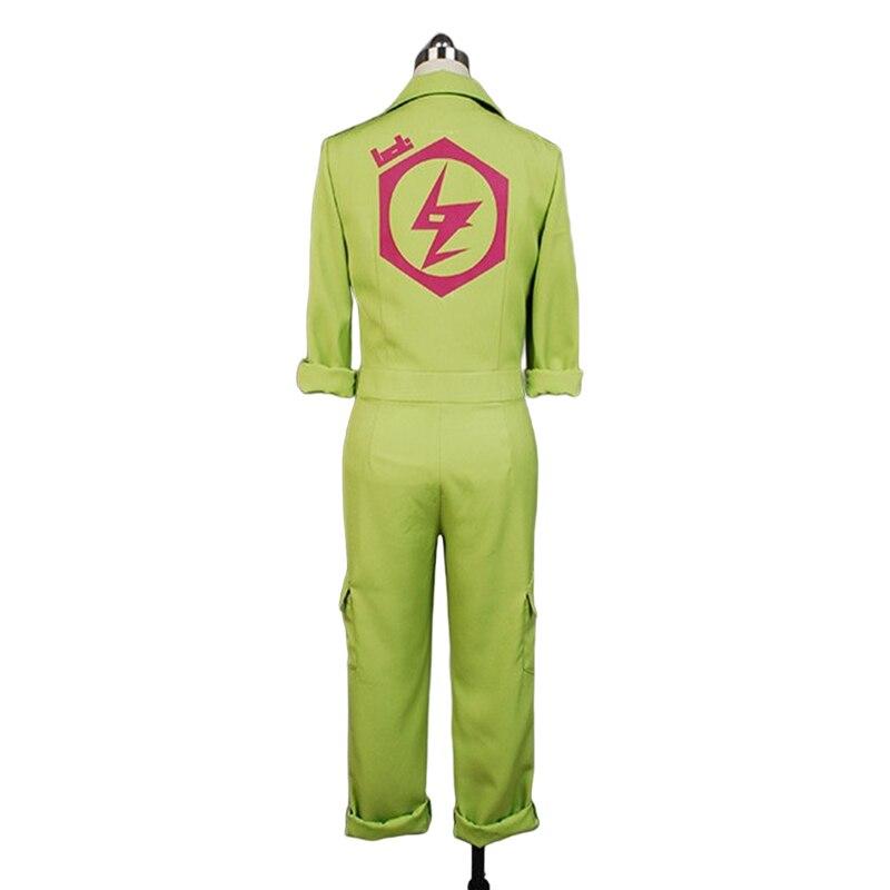 Super DanganRonpa Kazuichi Souda Cosplay Costume Full Set Suit Men Women Uniform Halloween Party Jumpsuit|Movie & TV costumes| - AliExpress