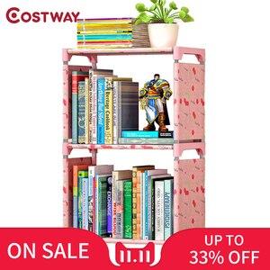 Image 1 - COSTWAY étagère de rangement pour livres enfants, bibliothèque pour meubles de maison, Boekenkast Librero estanteria kitaplik
