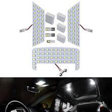 مصباح قراءة السيارة الأمامي LED ، مصباح القراءة على شكل قبة لتويوتا RAV4 2019 2020 ، ملحق السيارة