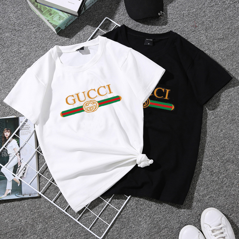 New Women Classic T Shirt Hello Bitches Print Short-sleeve T-shirt Female Trend Letter Casual Tops Short Sleeve Harajuku Tops