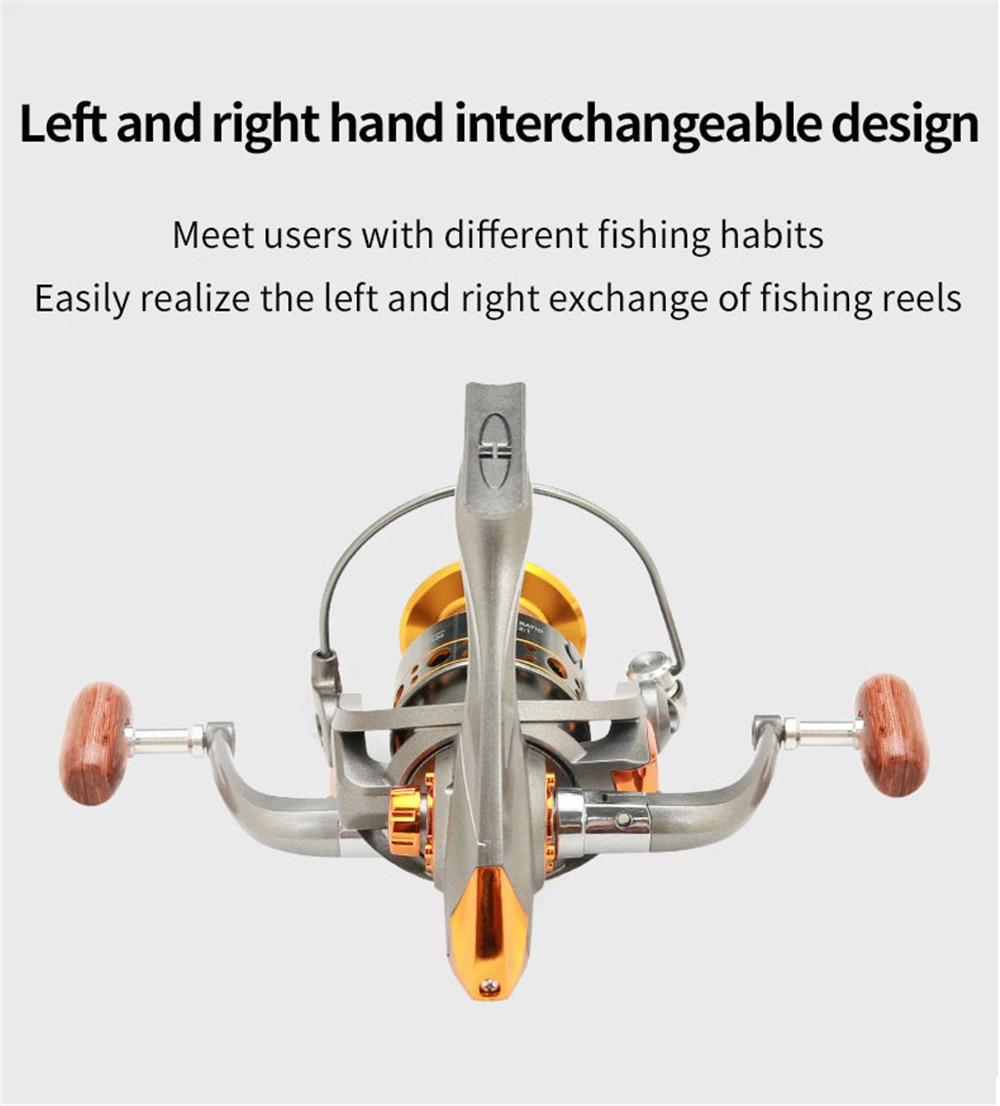 2020 новая спиннинговая Рыболовная катушка профессиональная