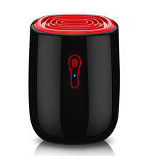 Red Color Dehumidifier For Home Mini Dehumidifiers Air Dryer Ultra-Quiet Clothes Dryers Moisture Absorber 500ml invitop 500ml portable dehumidifier mini air dehumidifier electric quiet moisture absorbing air dryer for home bathroom