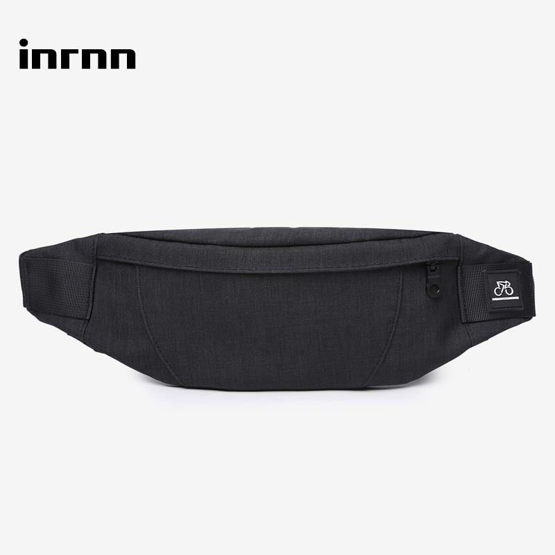 Inrnn Men's Outdoor Sports Chest Bag Travel Waist Belt Bag Teenage Money Mobile Phone Pouch Bags Casual Fanny Pack For Male New