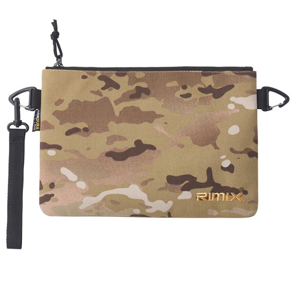RIMIX Unisex Multifunctional outdoor storage bag Portable Waterproof Sundries bag for Daily commutes, outdoor trips, etc
