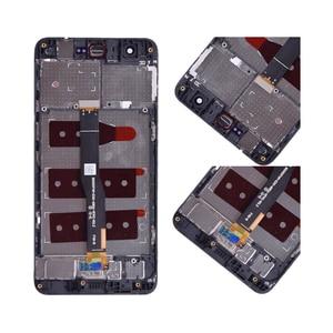 "Image 4 - 5.0 ""huawei社ノヴァ液晶タッチスクリーンデジタイザアセンブリのためのhuawei社novaディスプレイフレーム交換CAN L01 CAN L11"