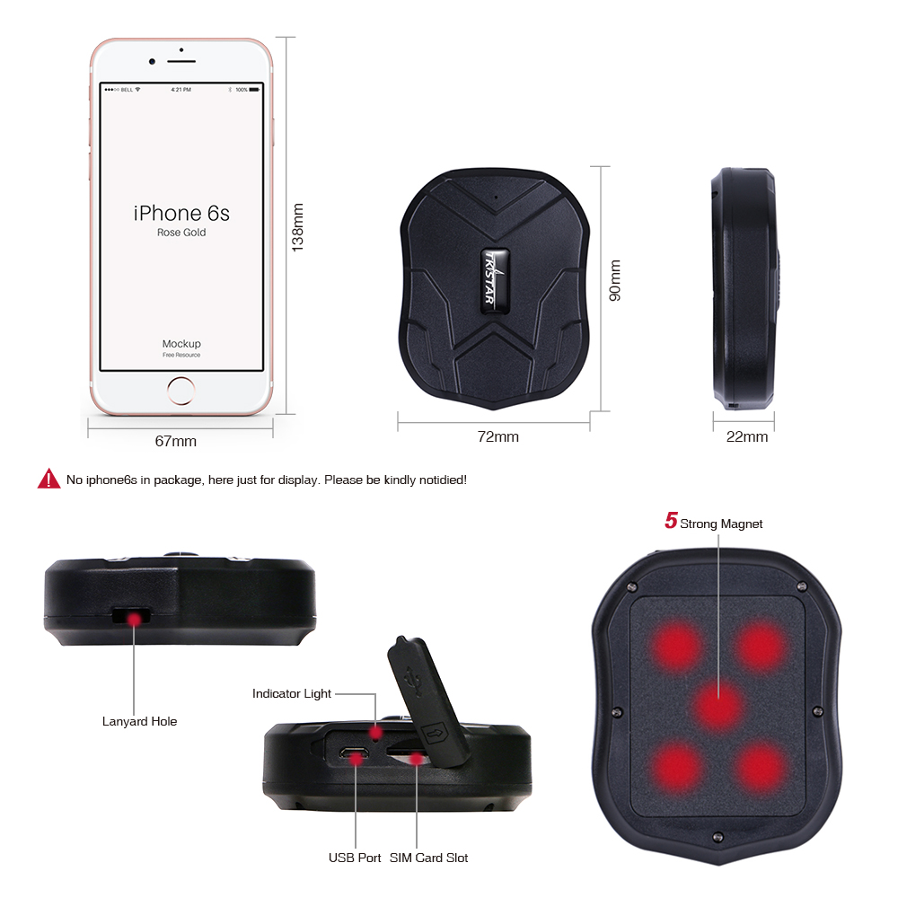 Cheap Rastreadores GPS