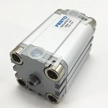 ADVU-40-50-P-A ADVU-40-80-P-A  ADVU-40-100-P-A ADVU-40-200-P-A Thin cylinder air tools pneumatic component ADVU series dncb 40 100 ppv a dncb 40 250 ppv a dncb 50 125 ppv a dncb 50 300 ppv a festo cylinder dncb series