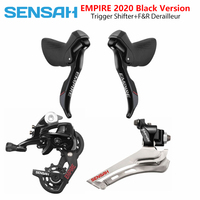 SENSAH EMPIRE 2x11 Speed, 22s Road Groupset, Shifter + Rear Derailleurs + Front Derailleurs  5800, R7000