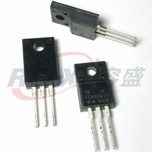 Image 3 - FCH10A15 10A15 10A 150V TO 220F neue original 10 teile/los