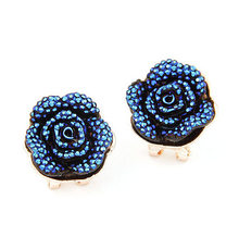 2019 Tassel Earrings To Restore Ancient Ways Joker Earrings Set Auger Rose Upscale Female South Korean Jewelry Earring Eardrop(China)