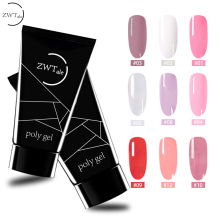 ZWTale Poly Gel Polish 30ml gel for nail extensions 30ML Nail Art UV hybrid Nails Manicure Varnishes Crystal polygel