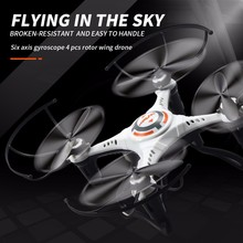 Light drone 2.4G Mini RC Drone 6 Axis 4CH Helicopter One Button Rotaing Headless Mode JX815-2 Small drone Quadcopter Micro drone недорого