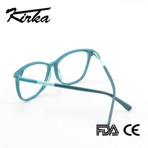 Image 4 - Kirka Glasses Frame Women Vintage Lady Eyewear Frame Clear Lens Glasses Reading Optical Glasses Frame Prescription Glasses Women