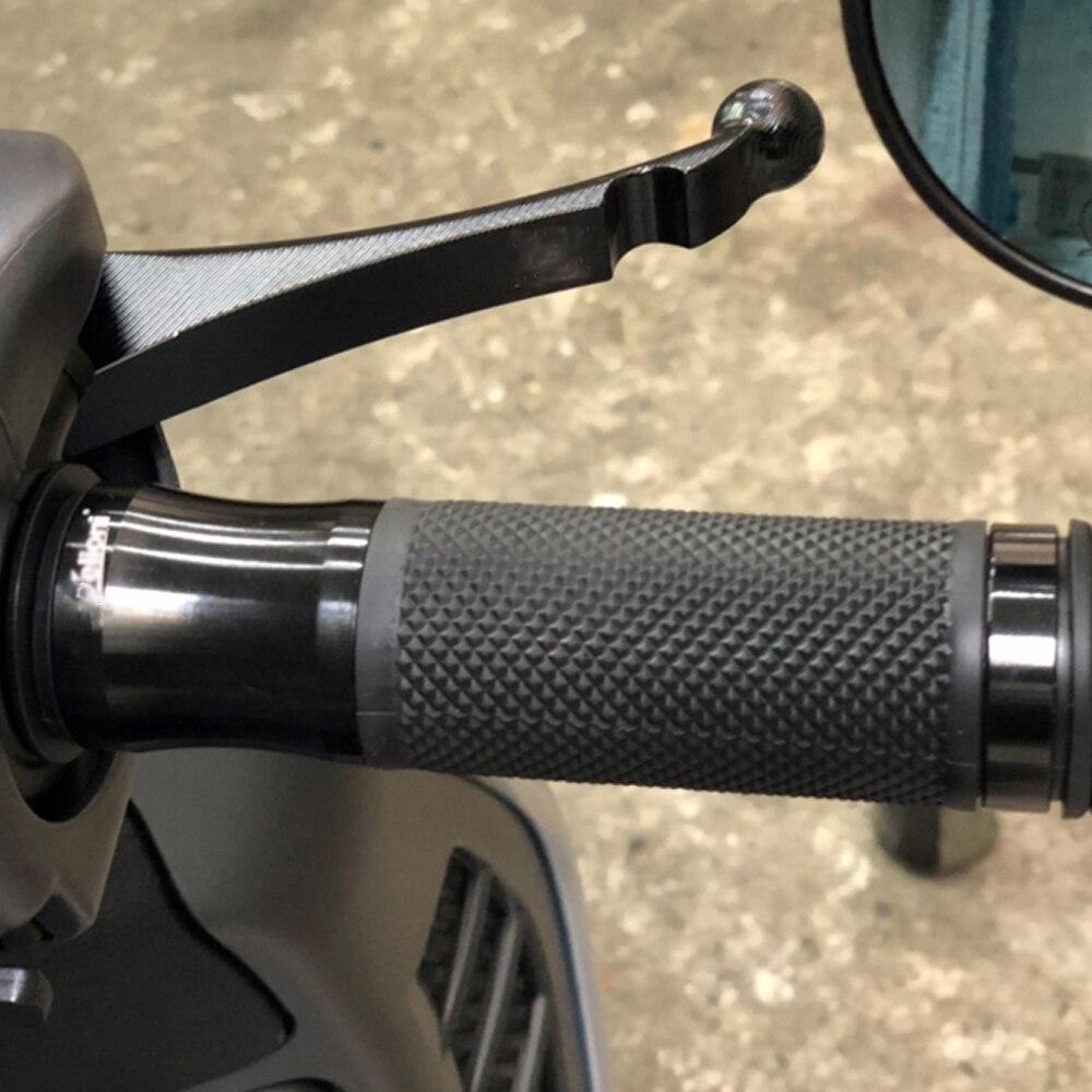 Ретро классический мотоцикл Zelioni z держатель для карт винтажная ручка для мотоцикла VESPA Sprint Primavera 150