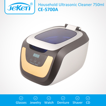 Household Ultrasonic Cleaner Vibrating Machine 750ml Best Ultra Sonic Cleaning Tank For Jew