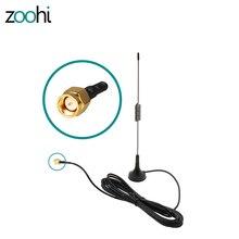 Zoohi 3M 10ft WiFiเสาอากาศขยายสายเคเบิลสำหรับZoohi Wireless Securityกล้อง