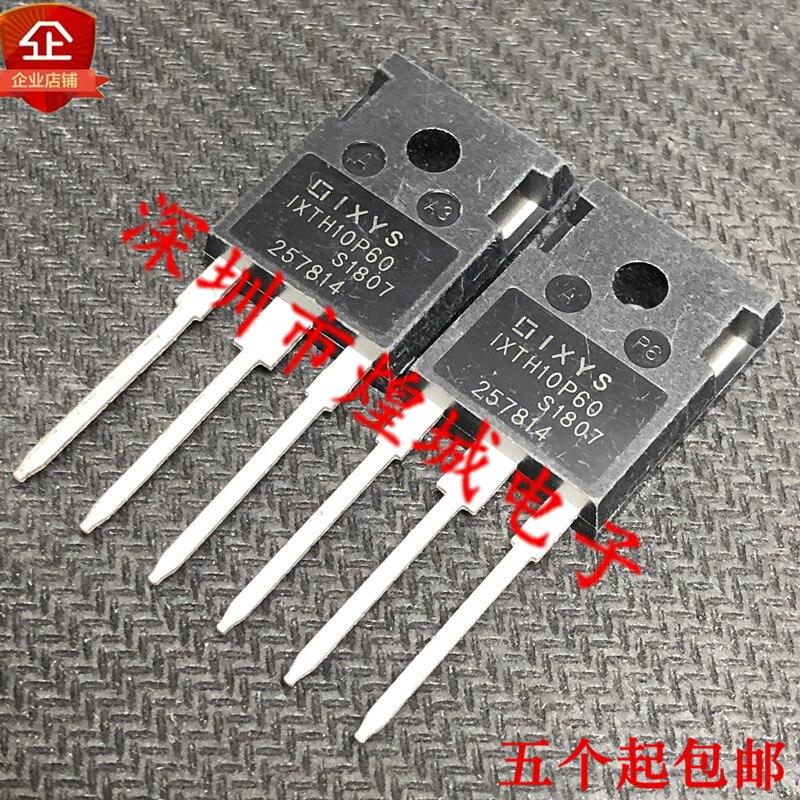 10pcs ixth10p60 to 247 600v 10a 01
