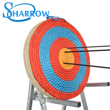 цена на 3 layer Archery Grass Target Board Darts Bow Arrow Recurve Longbow Compound Outdoor Shooting For Outdoor Bow Hunting Accessories
