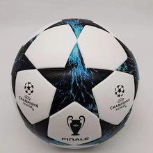 Padrão de alta 5 bolas futbol futebol liga do plutônio bola material qualidade esportes mais novo futebol futebol jogo tamanho formação bola