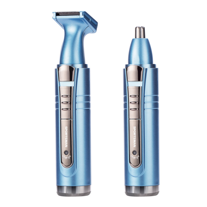 Electric Nose and Ear Trimmer 2 In 1 Face Care Hair Trimmer for Men Personal Care Tools Small Clipper with Cutting