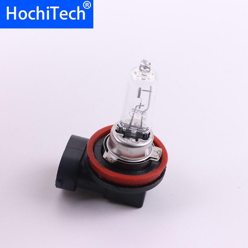 Top Quality H9 Light Halogen Lamp 4500K 12V 65W 3000Lm Warm White Quartz Glass Car HeadLight Replacement Bulb