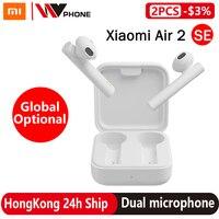 Xiaomi-auriculares inalámbricos Air 2 SE TWS con Bluetooth, dispositivo de audio estéreo, enlace sincrónico, Control táctil, micrófono Dual