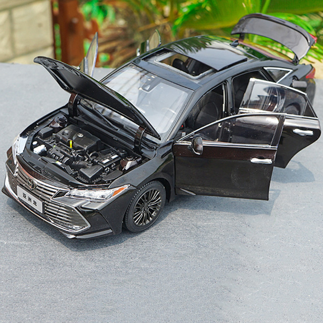1 18 AVALON Simulation Alloy Car Model Diecast Metal Vehicle Toy for Boys Collection Display Kids