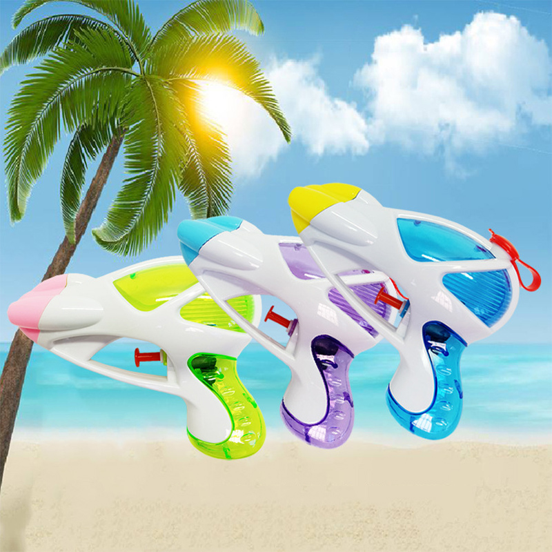 New Spaceship Toy Water Gun Summer Beach Children Baby Mini Spaceship Water Gun Water Toy